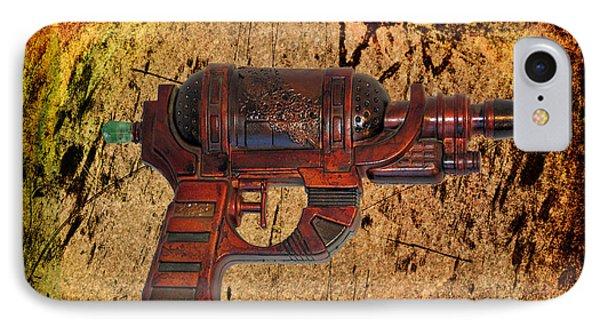 Steampunk - Gun - Ray Gun Phone Case by Paul Ward