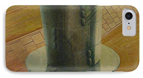 Steely Dan The Straightway Man Phone Case by Arthur Glendinning