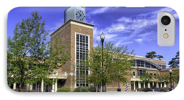Stephen F. Austin State University IPhone Case by Tim Stanley