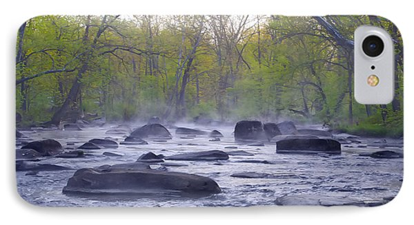 Stepping Stones Phone Case by Bill Cannon