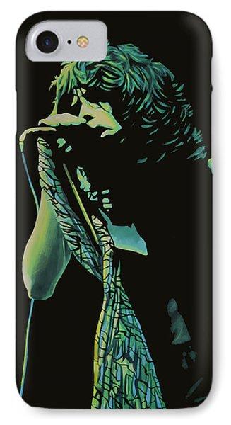 Steven Tyler 2 IPhone Case by Paul Meijering