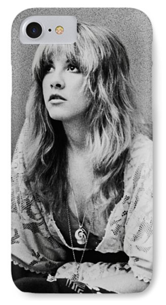 Stevie Nicks IPhone Case by Nomad Art