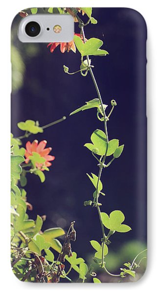 Still Holding On Phone Case by Laurie Search