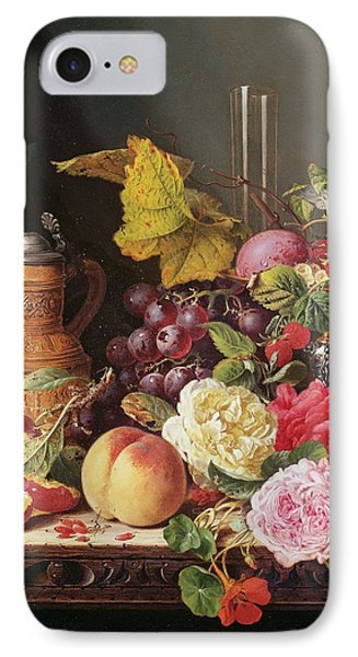 Still Life  IPhone Case by Edward Ladell