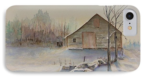 Still River Barn Phone Case by Michael McGrath