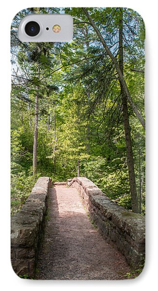 Stone Bridge IPhone Case by AMB Fine Art Photography