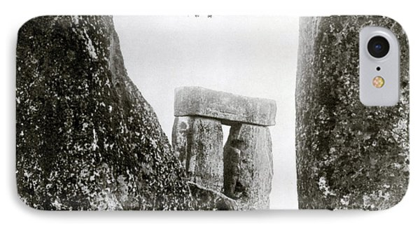 Stonehenge 1914 Phone Case by Science Source