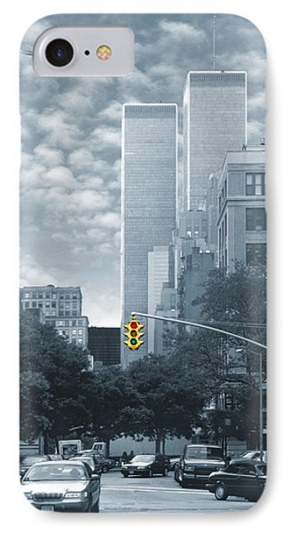 Stop Phone Case by Mike McGlothlen
