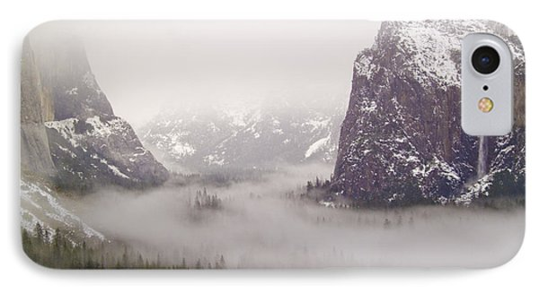 Storm Brewing Phone Case by Bill Gallagher