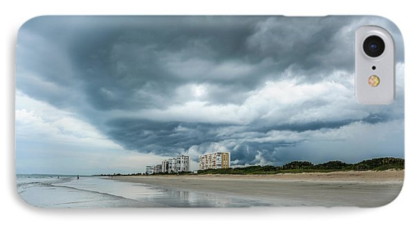 Storm Brewing IPhone Case by Liesl Marelli