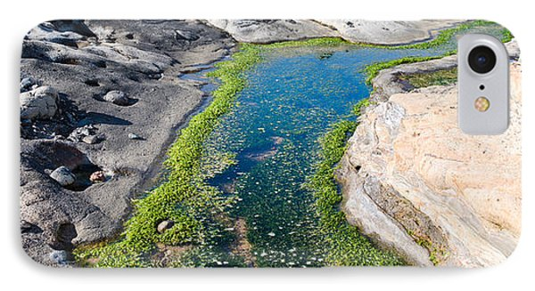 Stream Flowing Through A Rocky IPhone Case by Panoramic Images