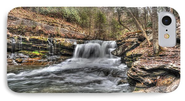 Stream Near Thurmond Wv Phone Case by Dan Friend