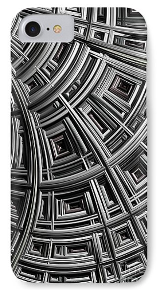 Structure Phone Case by John Edwards