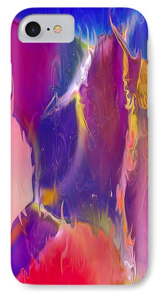 Sultry Movement Phone Case by Omaste Witkowski