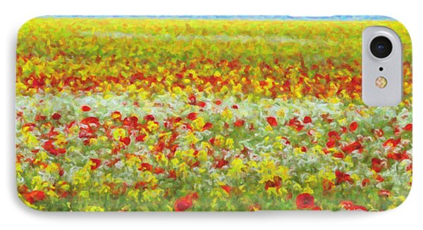 Summer Breeze IPhone Case by Tim Gainey