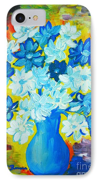 Summer Daisies Phone Case by Ramona Matei