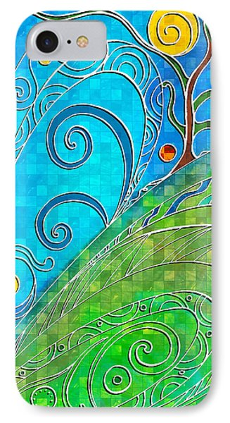 Summer Solstice Phone Case by Shawna Rowe