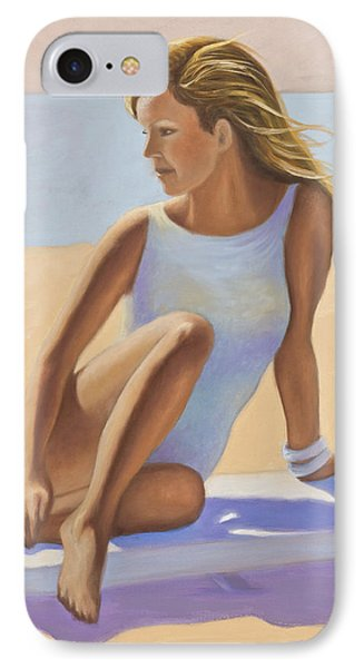 Sun Kissed IPhone Case by Catherine Tarbox