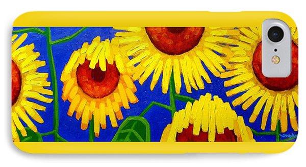 Sun Lovers Phone Case by John  Nolan