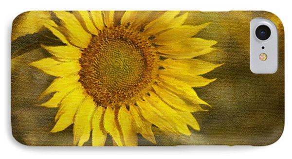 Sunflower And Sunshine  Phone Case by Ivelina G