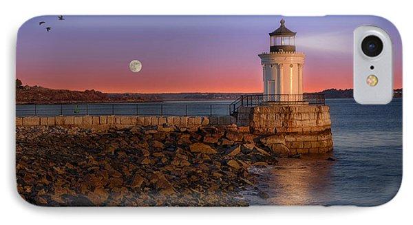 Sunrise At Bug Light IPhone Case by Susan Candelario
