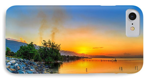 Sunrise IPhone Case by Lechmoore Simms