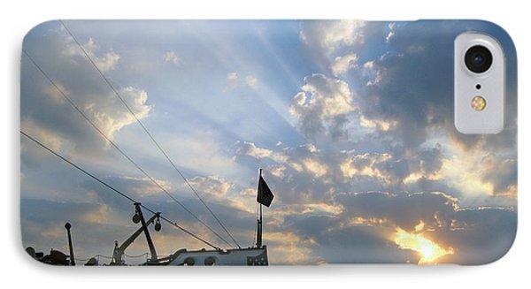 Sunrise Over Philadelphia  Phone Case by Shoal Hollingsworth