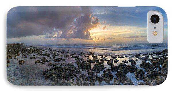 Sunrise Panorama Phone Case by Debra and Dave Vanderlaan
