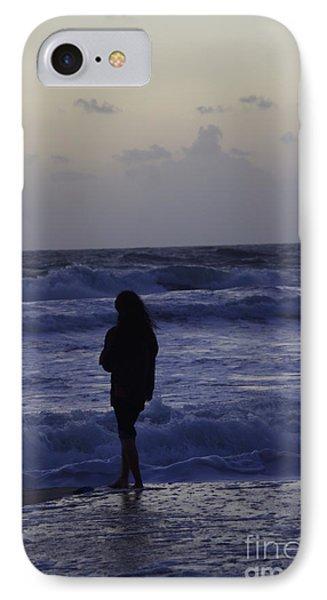 Sunrise Surf Phone Case by Tannis  Baldwin