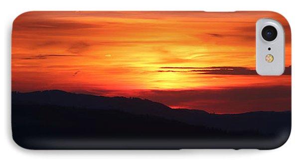 Sunset Phone Case by Amanda Mohler