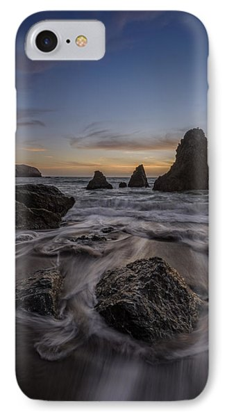 Sunset Goodbye IPhone Case by Rick Berk