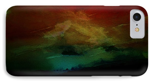 Sunset I IPhone Case by Isabel Salvador