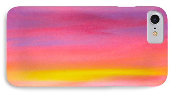 Sunset In Florda Phone Case by Dennis Dugan