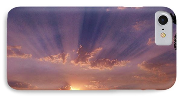 Sunset Of Dreams Phone Case by Jacquelyn Roberts
