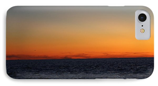 Sunset Over Point Lookout Phone Case by John Telfer