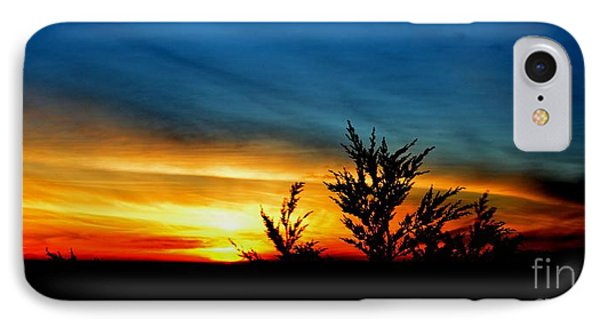 Sunset Overlooking Pacifica Ca IIi Phone Case by Jim Fitzpatrick