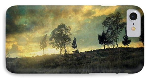 Sunset Trip II Phone Case by Taylan Apukovska