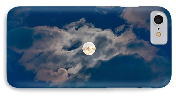 Supermoon Phone Case by Robert Bales