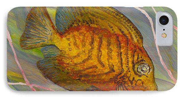Surgeonfish Phone Case by Anna Skaradzinska