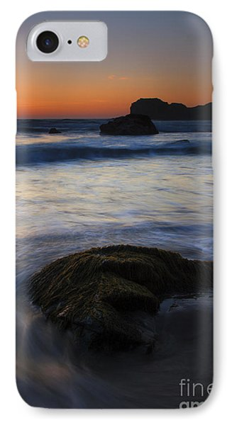Surrounded By The Tide IPhone Case by Mike  Dawson