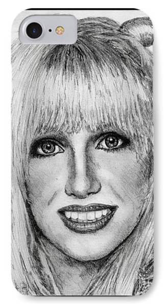 Suzanne Somers In 1977 Phone Case by J McCombie