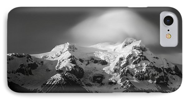 Svinafell Mountains Phone Case by Dave Bowman