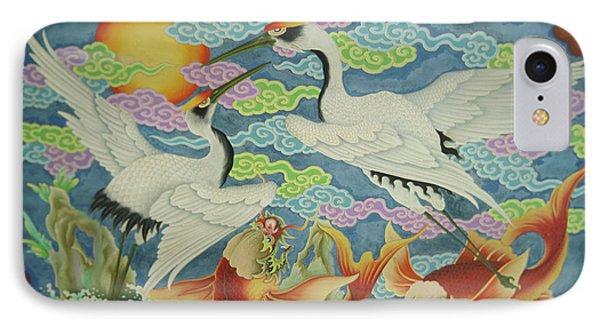 Taiwan, Peimen, Nankunshen Temple IPhone Case by Jaynes Gallery