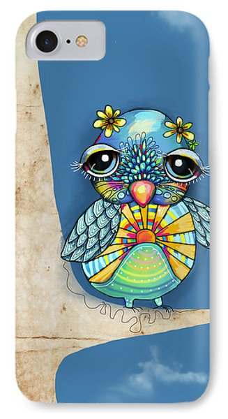 Tallulah Sunshine Phone Case by Karin Taylor