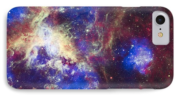 Tarantula Nebula IPhone 7 Case by Adam Romanowicz