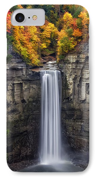 Taughannock IPhone Case by Mark Papke