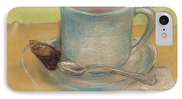 Tea And Chocolate Chips IPhone Case by P J Lewis