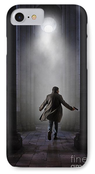 Temple Chase IPhone Case by Carlos Caetano