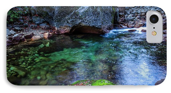 Teneya Creek Yosemite National Park IPhone 7 Case by Scott McGuire
