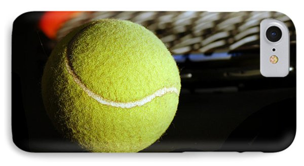 Tennis Equipment Phone Case by Michal Bednarek